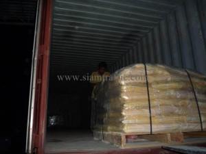Thermoplastic road line Sudan